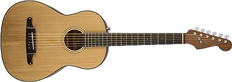 Fender Sonoran - Guitarra acústica con funda: Amazon.es ...