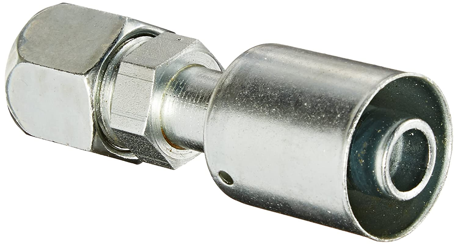Four Seasons 17860 Straight Compression Air Conditioning Fitting 17860-FSS