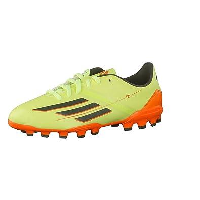 adidas Jr F10 TRX AG, Scarpe da Calcio, Glow Earth Green