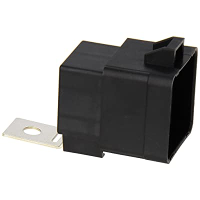 HELLA H41410081 Weatherproof 20/40 Amp SPDT 280 Footprint Mini Relay with Bracket: Automotive