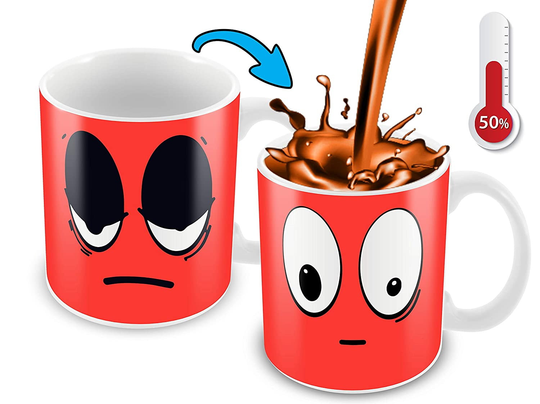 Amazon.com   Heat Sensitive Mug   Color Changing Coffee Mug ... #coffeeBuzz