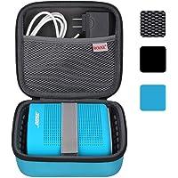 BOVKE for Soundlink Color Wireless Speaker Soundlink Color II UE ROLL 360 Hard EVA Shockproof Carrying Case Storage…