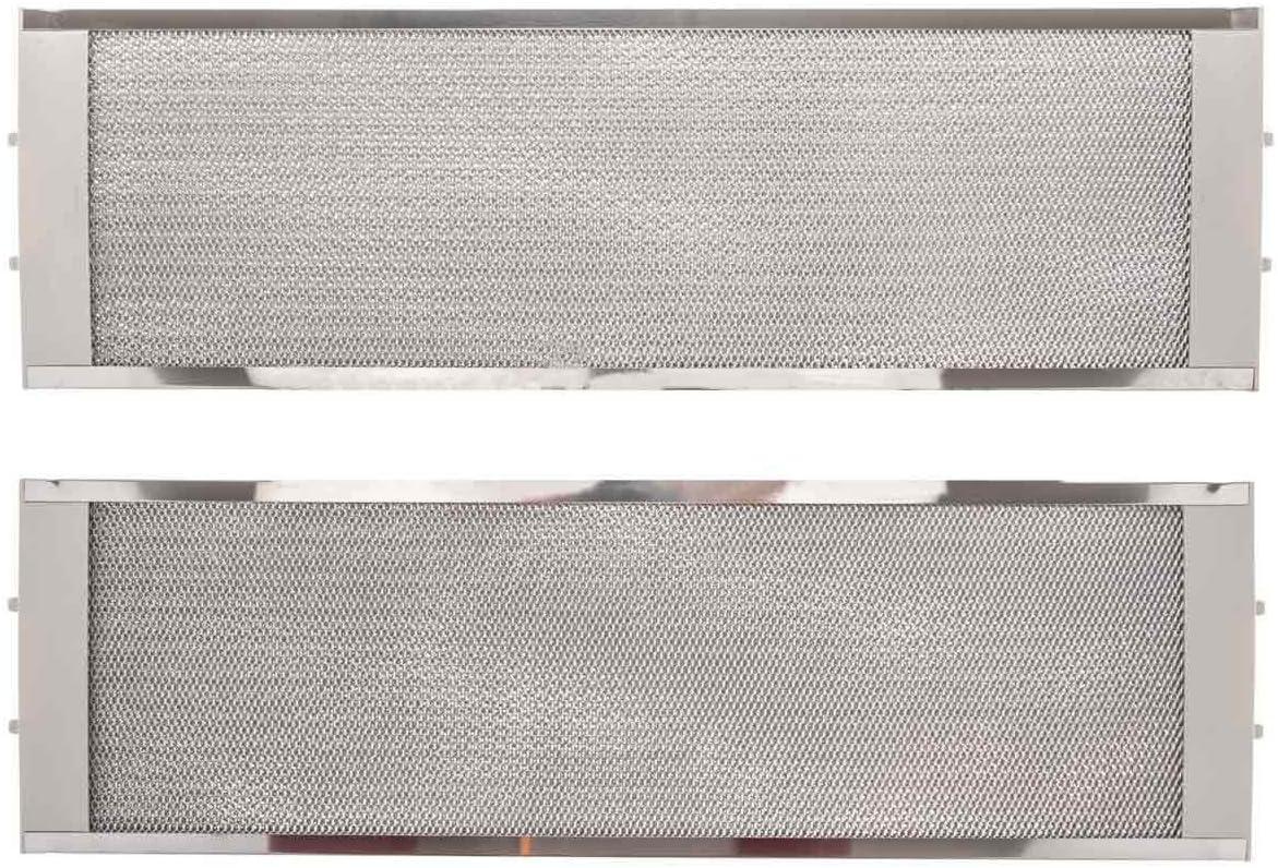 Recamania Filtro metálico Campana extractora CATA 02825270: Amazon.es