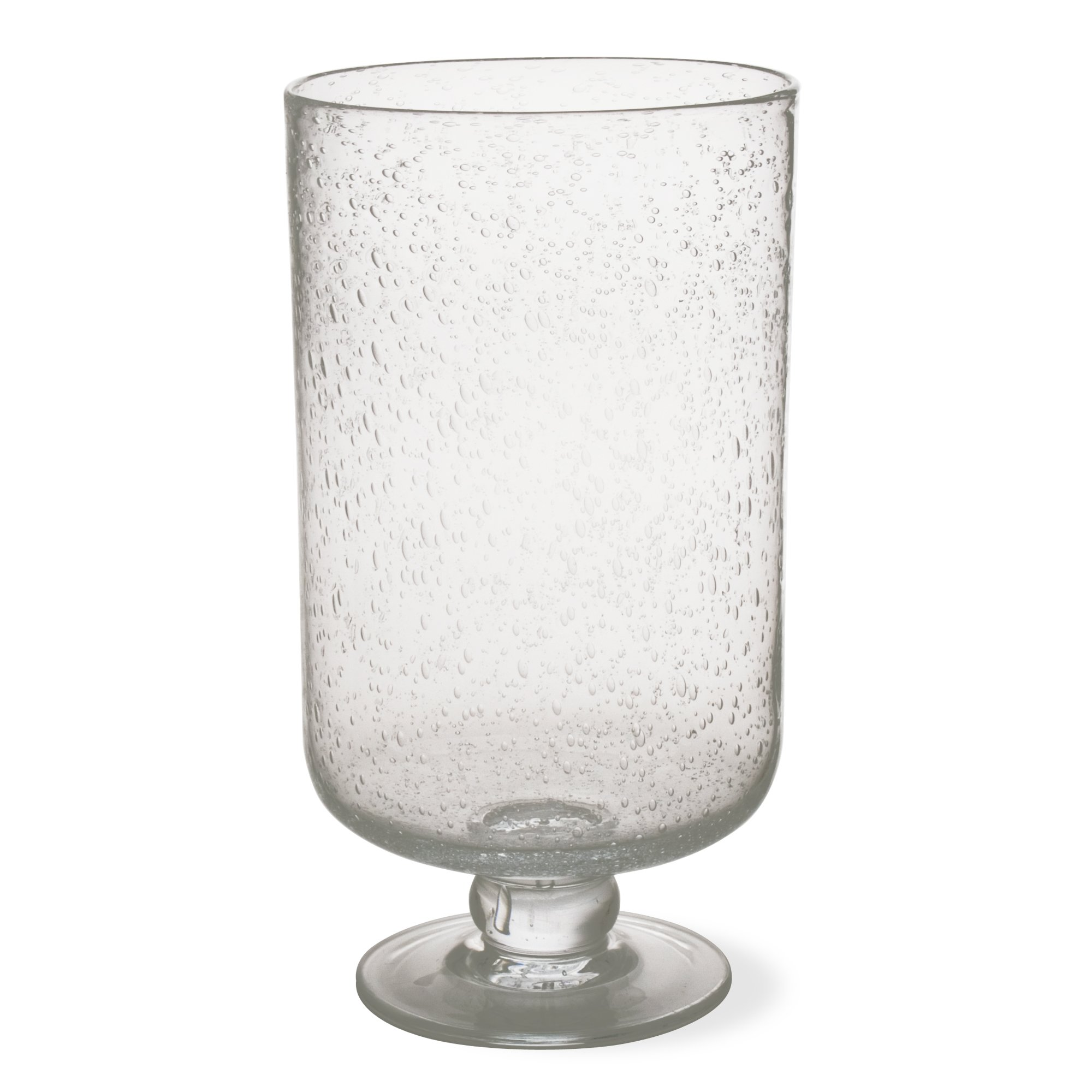 TAG 750305 11.75 by 6.25-Inch Bubble Glass Hurricane, Large, Clear by TAG