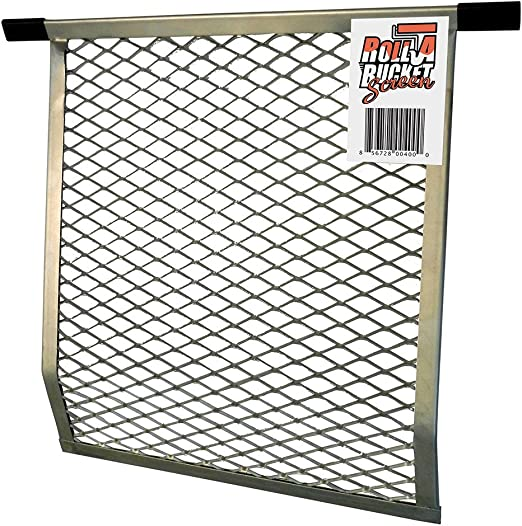 Zorr Corp J316-5113 Roll A Bucket Paint Grid Silver