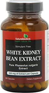 FutureBiotics White Kidney Bean Extract, 100 Count