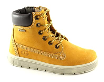 Grünland SPIT chaussures PO0685 36/39 ocre bébé bottes zip 37 YxBj53U