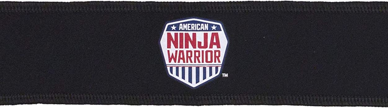 American Ninja Warrior Disfraz de Diadema, Camiseta roja ...