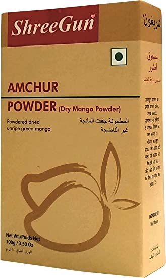 ShreeGun Amchur Powder (Dry Mango Powder) 100g