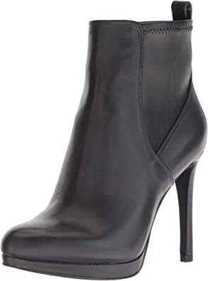 Nine West Quillin Leather Ankle Boot
