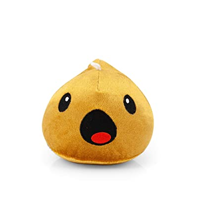 Slime Rancher Slime Plush Toy Soft Bean Bag Plushie | Gold Slime, by Imaginary People: Toys & Games