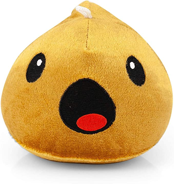 """Imaginary People Slime Rancher 14/"""" Pillow Plush Lucky Gold Coin Soft Pillow"""