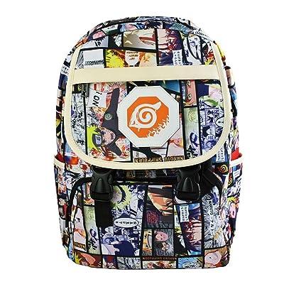 YOYOSHome Anime Naruto Cosplay Shoulder Bag Daypack Rucksack Backpack School Bag: Computers & Accessories