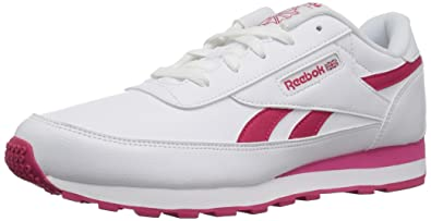066e4a2f96c Reebok Women s Classic Renaissance Walking Shoe White Rugged Rose 7 ...