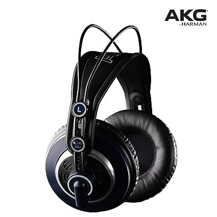 bbe83e18e07 Amazon.com: AKG K 240 MK II Stereo Studio Headphones: Musical Instruments