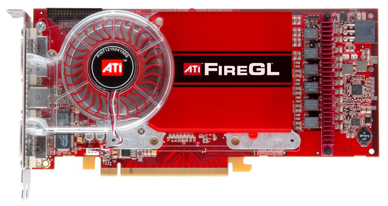 ATI FireGL Drivers Update