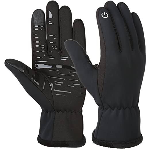 Men's Gloves Practical 2017 New Arrival Gloves Women Finger Touch Screen Warm Gloves Fashion Women Bicycle Gloves Gray Hottest Reasonable Price