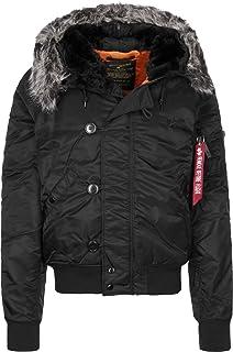 new styles d7e98 90c05 Alpha Industries Men Jackets/Winter Jacket 45P Hooded Custom ...