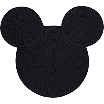 Amazon Com Ethan Allen Disney I See Mickey Mouse Rug 5