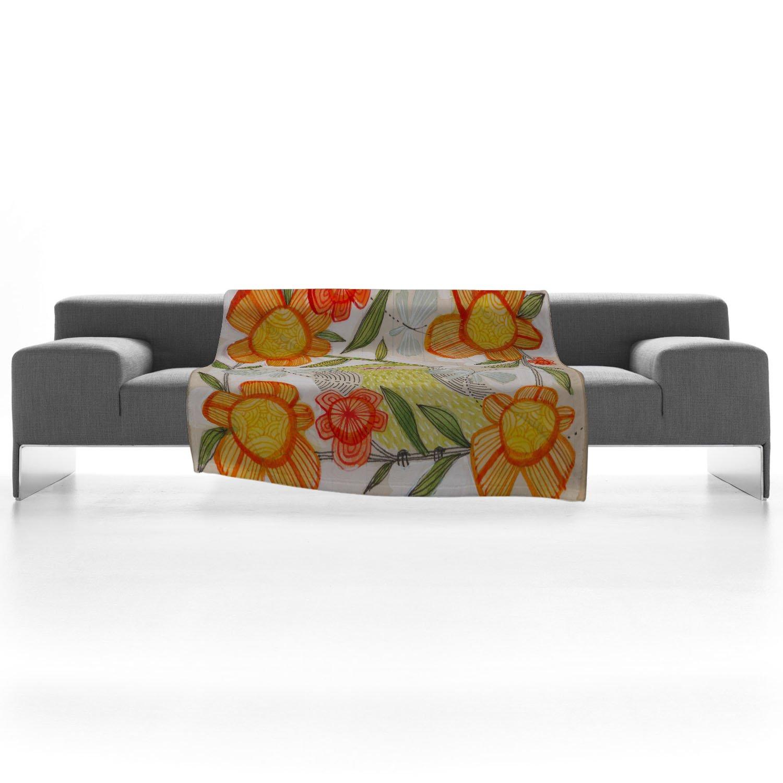Deny Designs Cori Dantini Fine Companions Fleece Throw Blanket 30 x 40