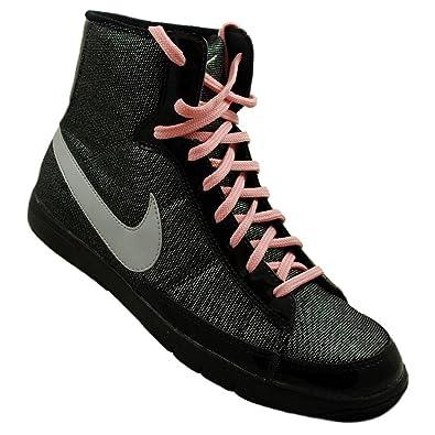 best deals on recognized brands 2018 sneakers Nike - Blazer Mid Metro GS - Couleur: Gris-Noir - Pointure ...