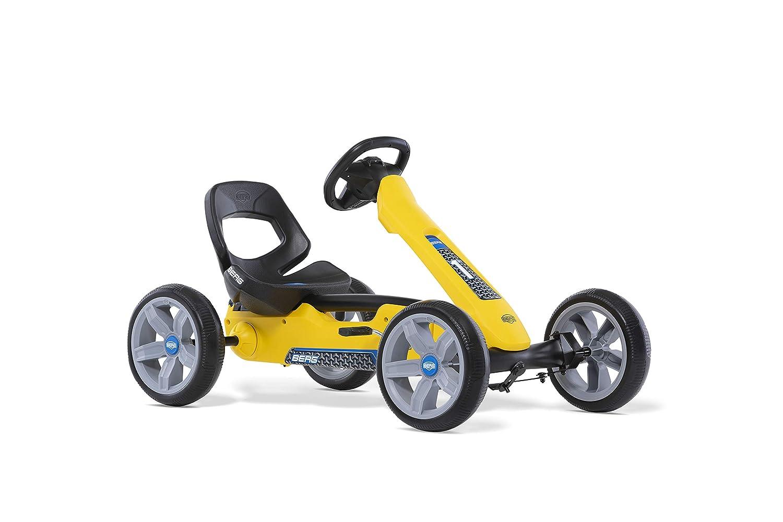 Berg Gokart Reppy Rider gelb