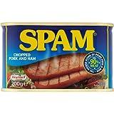 Spam Chopped Pork and Ham, 200g