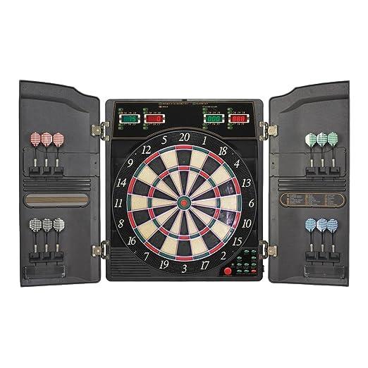 10 opinioni per ONE80, Bersaglio elettronico Dartboard Deluxe Electornic , Multicolore