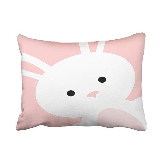 emvency manta decorativa Funda de almohada tamaño estándar ...