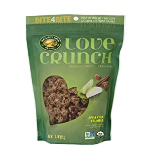 NATURES PATH GRANOLA LOVE CRNCH APPL CRMBL