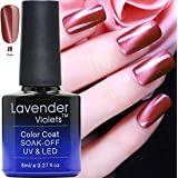 Vernis à ongles gel Soak Off, Lavande/violet, 8 ml