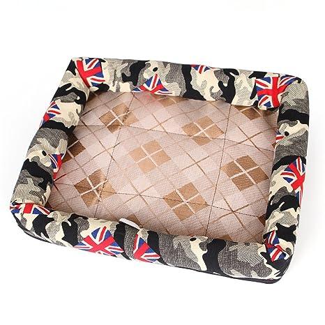 Cupcinu Esterilla Perro Manta de Perro Perro Almohadilla Cama Nido para Mascotas Almohadillas para Mascotas Cama