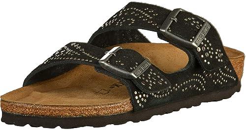 3105992571ef24 BIRKENSTOCK Arizona Damen und Herren Pantoletten  Amazon.de  Schuhe ...