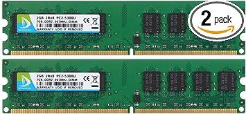 MEMORY PC2-5300 1.8V ECC FULLY BUFFERED DDR2 8GB 4X2GB NEW NOT FOR PC