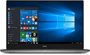 Dell XPS 15 - 9560 Intel Core i7-7700HQ X4 2.8GHz 16GB 512GB SSD, Silver (Certified Refurbished)