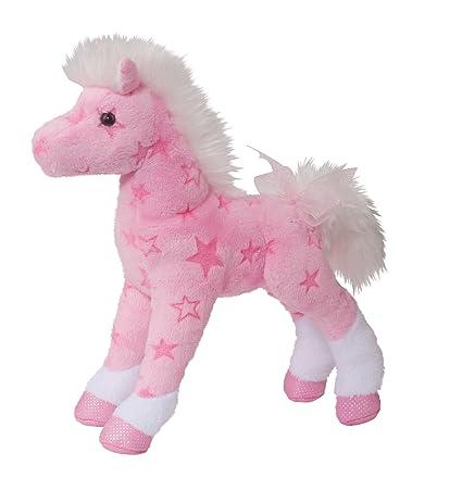 Douglas Toys Summer Pink Horse