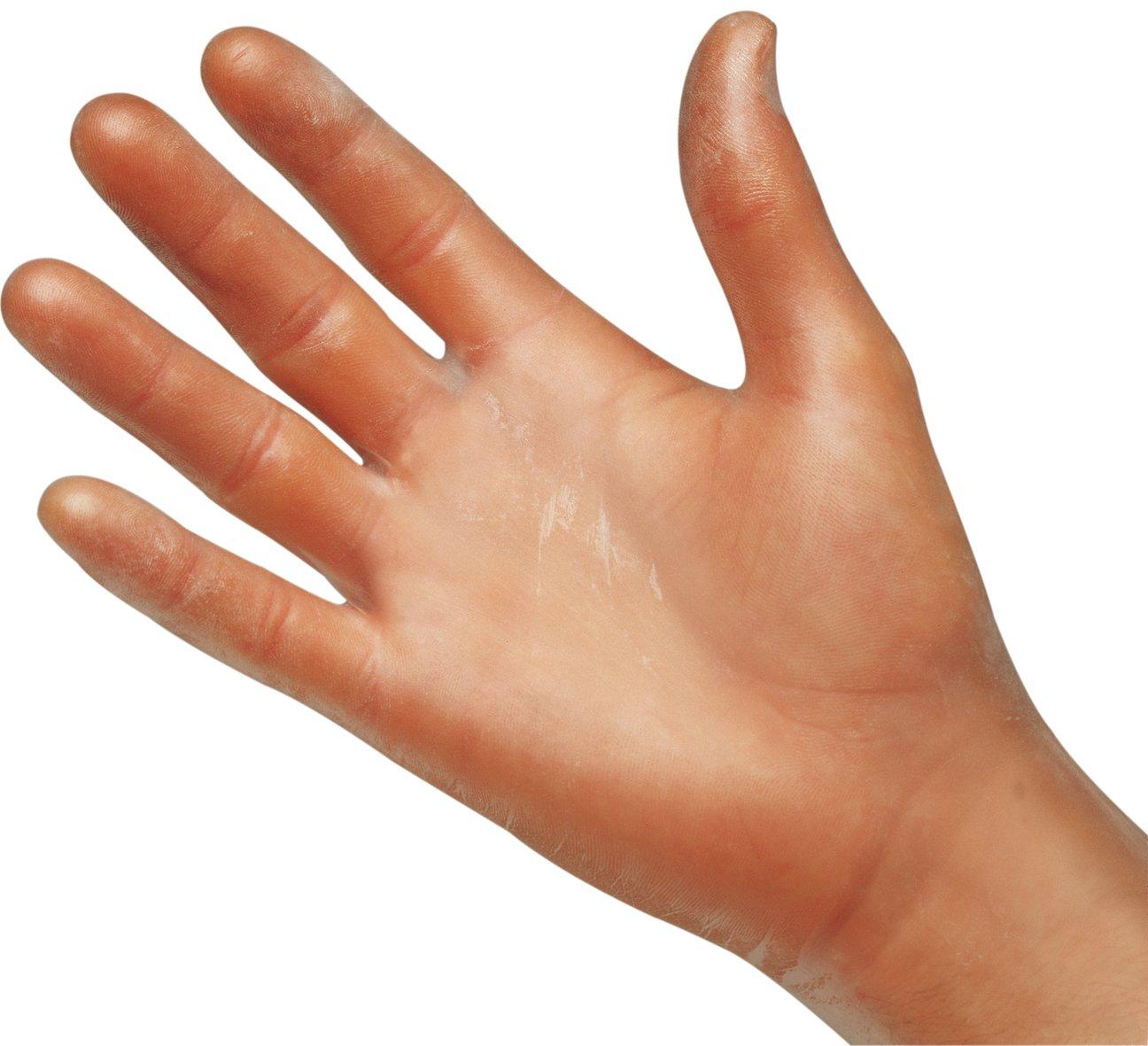 Gants Ambidextres Sensinyl Free Tr/ès R/ésistants Sans latex et non poudr/és Faciles /à Enfiler Taille M Tr/ès Bonne Tol/érance LCH Sensibilit/é Tactile