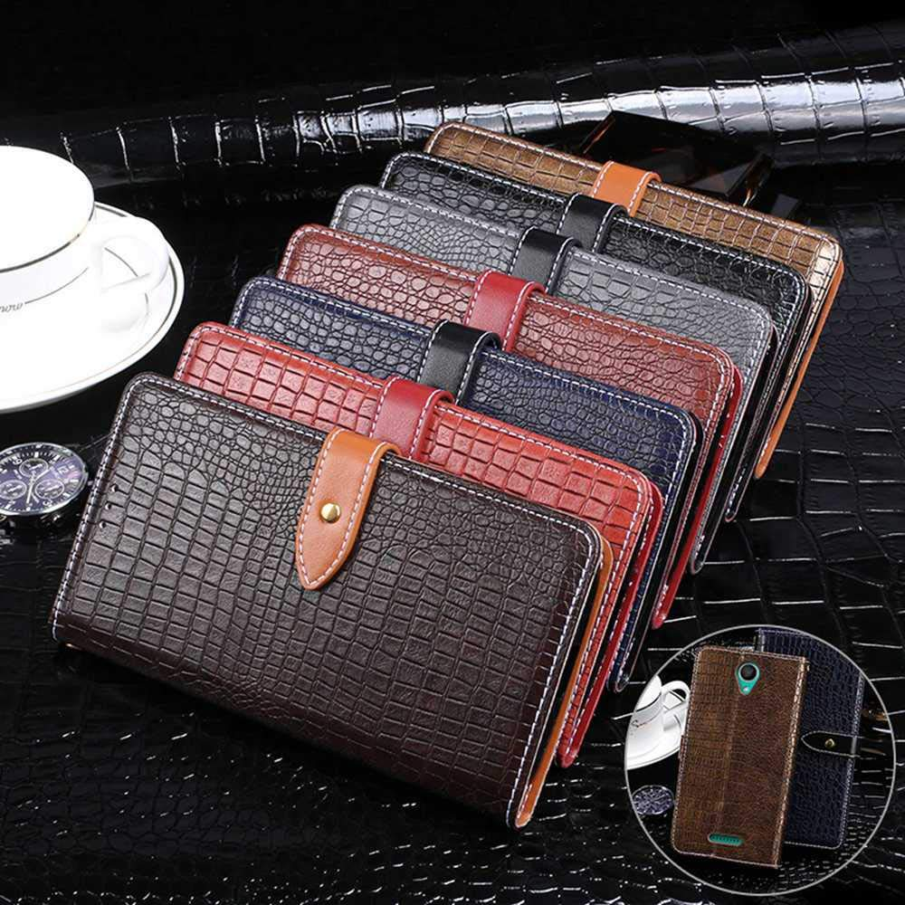 Amazon.com: Case for Wiko Harry, PU Leather Stand Wallet ...