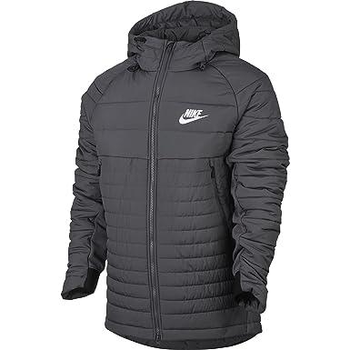 7ae40462 Nike Men's Sportswear Advance 15 Jacket at Amazon Men's Clothing store: