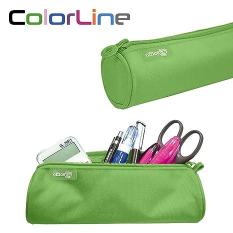 Colorline 59511 - Portatodo Redondo, Estuche Multiuso para ...