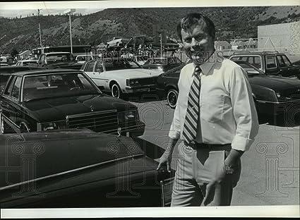 Dave Smith Kellogg Idaho >> Amazon Com Vintage Photos 1983 Press Photo Dave Smith Of