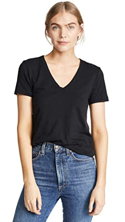 15f0f49292ba Rag & Bone/JEAN Women's The Vee Tee at Amazon Women's Clothing store: