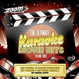 Zoom Karaoke CD+G - Ultimate Karaoke Movie Hits 3 - Dirty Dancing & High School Musical 3