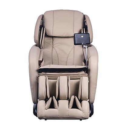 OSAKI OS PRO Maxim Zero Gravity Massage Chair, Cream