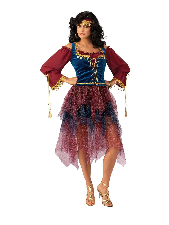 Amazon.com: Rubies Costume Co - Disfraz de gitana para ...