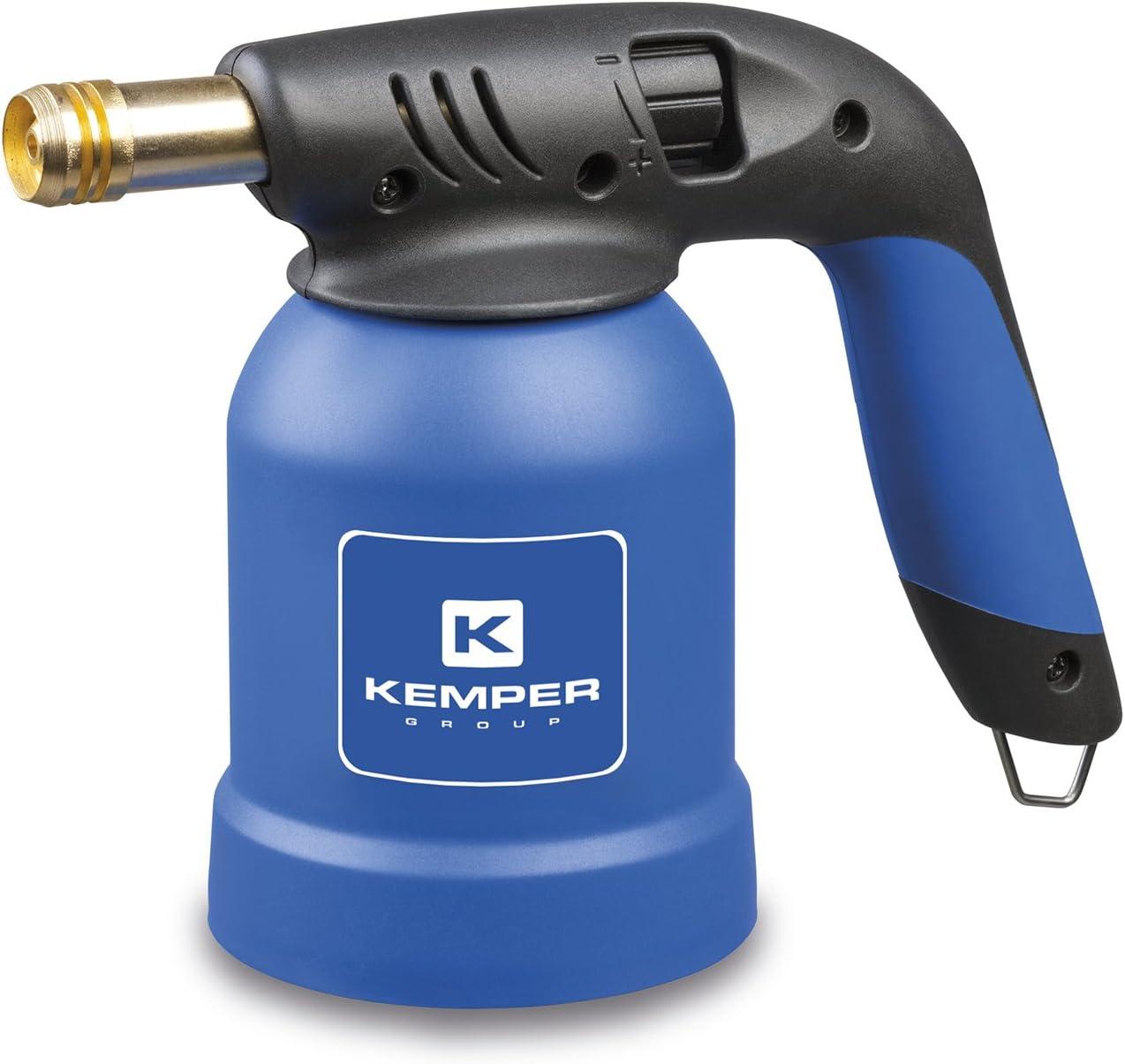 Azul Negro Kemper KE2018 Soplete