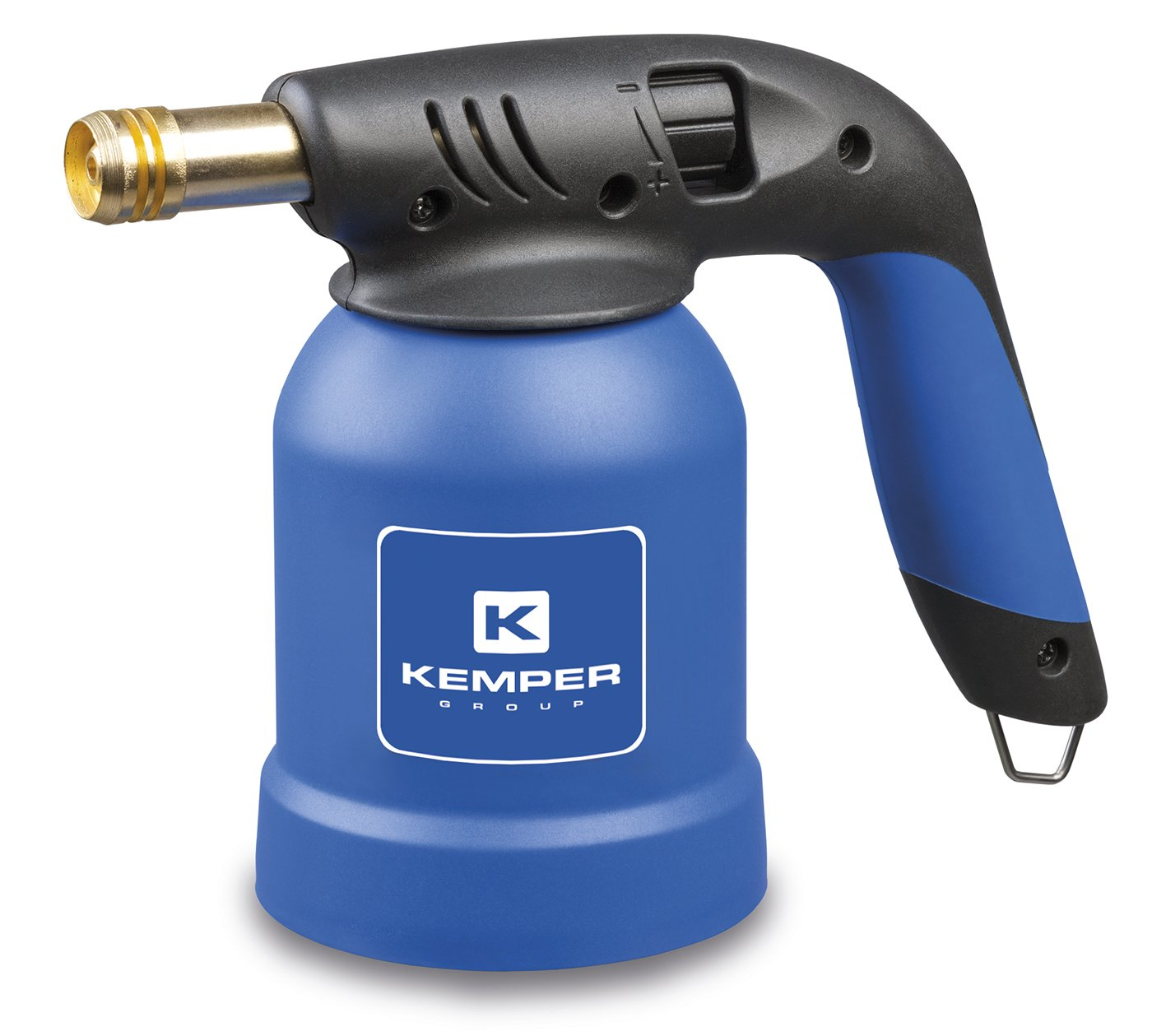 Kemper KE2018 Soplete, Negro, Azul