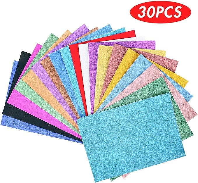 Gingham Arts /& Crafts A4 Eva Foam Sheets Self Adhesive Sheets PINK BUY 1 1 FREE