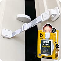 Door Buddy Child Proof Door Lock and Foam Baby Door Stopper. Baby Proofing Doors Made Simple with Easy to Use Hook and…
