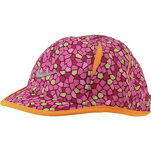 fc5039c9d Amazon.com: Nike Girl's Dri-Fit Swoosh Graphic Baseball Cap ...